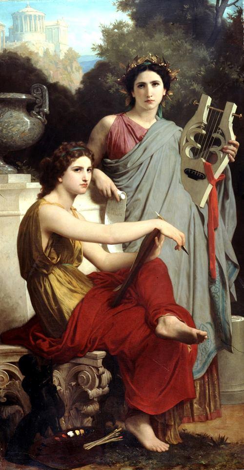 Art and Literature - Bouguereau