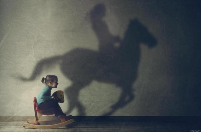 Kid's dream by Mathieu Chatrain
